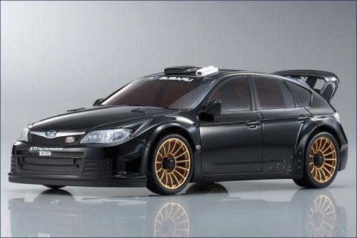 Mini-Z AWD-010 Impreza WRC2008, schwa Kyosho 30577ZBK