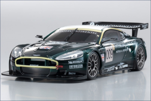 MR-02i Aston Martin DBR9, NO. 9 Kyosho 30679L9
