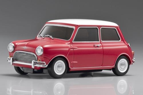 Mini-Z Lit Morris Mini-Cooper, rot Kyosho 30753R