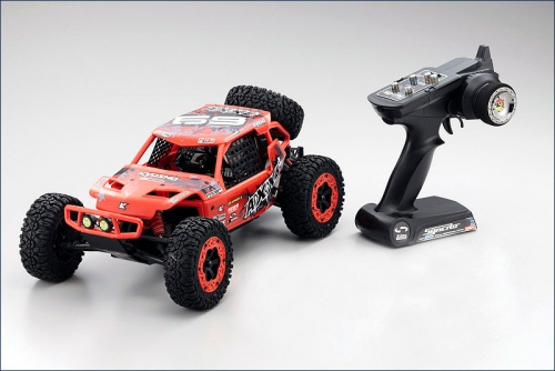 1:10 EP RTR AXXE T3 rot Kyosho 30837T3