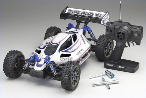 1:8 EP 4WD INFERNO VE Kyosho 30875