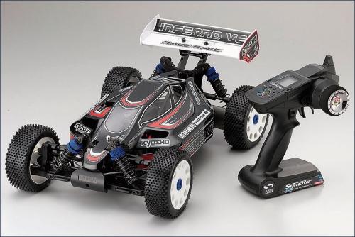 1:8 EP 4WD INFERNO VE Race Spec 2.4GH Kyosho 30876
