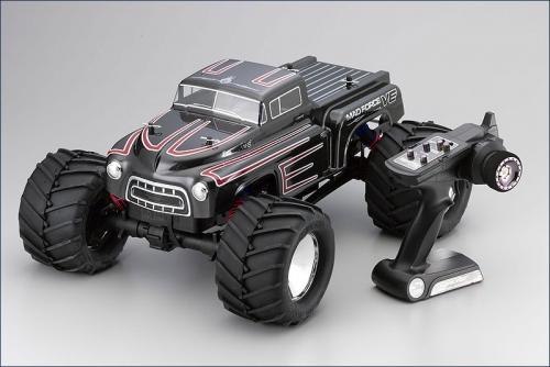 1:8 4WD Mad Force Kruiser VE KT-200 Kyosho 30885S
