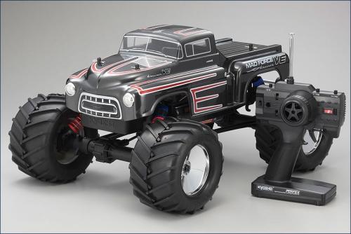 1:8 GP 4WD Mad Force Kruiser VE Kyosho 30885