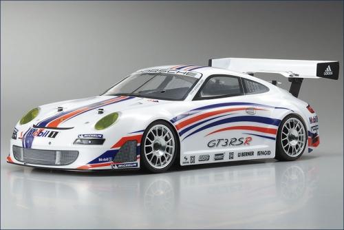 1:10 BLS 4WD Fazer Porsche 911 GT3 Hype Kyosho 30906BLS