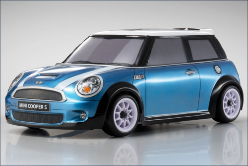 112 Gp 4wd Spada 09l Mini Cooper S Kyosho 31004 4548565120130