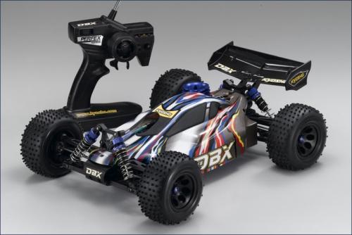 1:10 DBX Racing Buggy, GXR18 RTR Kyosho 31096