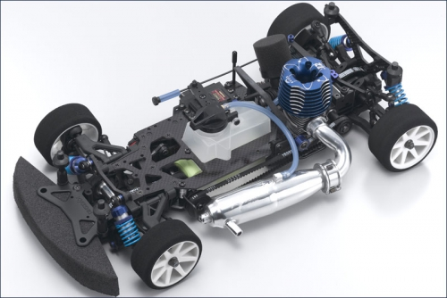 1:10 GP 4WD V-One RRR Evo WC Team Ed. Kyosho 31260
