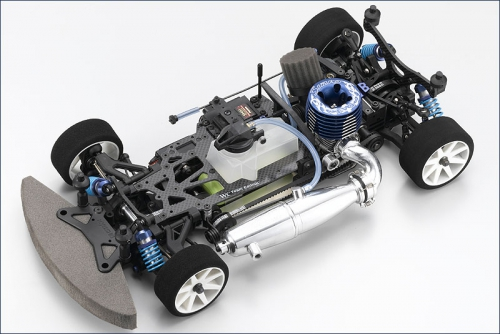 1:10 GP 4WD V-One RRR Evo. 2 Team Ed. Kyosho 31263