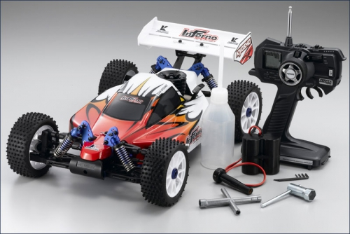 1:8 GP 4WD Inferno US Sports 2 RTR Kyosho 31277SG