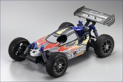 1:8 GP 4WD Inferno MP7.5 Sports 3 Kyosho 31278F