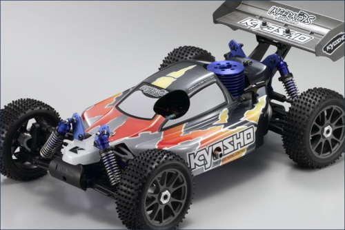 1:8 GP 4WD Inferno MP7.5 Sports 3 Kyosho 31278
