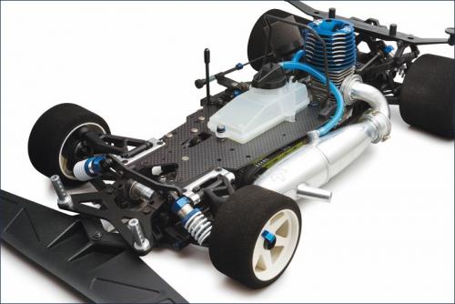 1:8 GP 4WD EVOLVA Team Edition Kyosho 31285