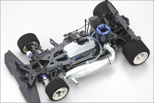 1:8 GP 4WD Evolva M3 Evolution Hype Kyosho 31287C