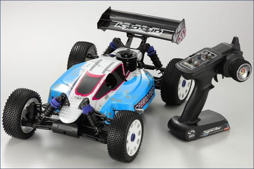 1:8 GP 4WD Inferno NEO, Typ 2 Kyosho 31295T2