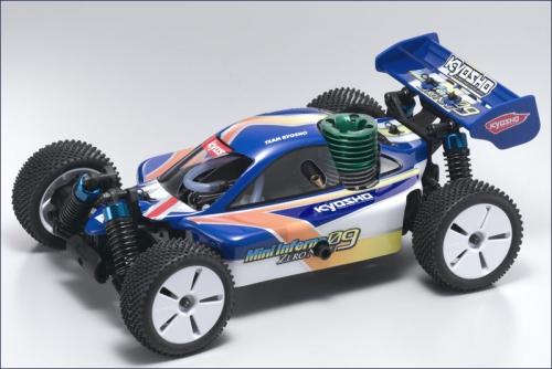 1:16 GP 4WD Mini Inferno GP Type2 Kyosho 31311-T2