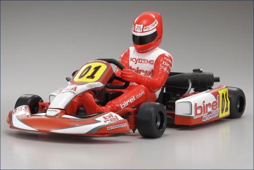 1:5 GP 2WD Racing Kart Birel R31-SE Kyosho 31315T1