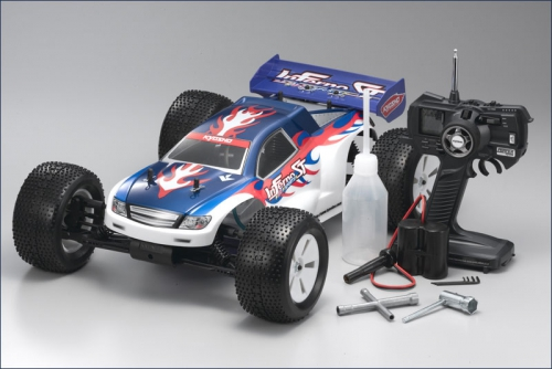 1:8 GP 4WD Inferno ST US Sports RTR Kyosho 31354