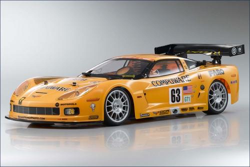1:10 GP 4WD FW-06 Corvette C6 R Kyosho 31374
