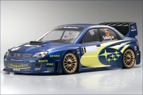 1:10 GP 4WD Fazer Subaru Impreza WRC Kyosho 31383