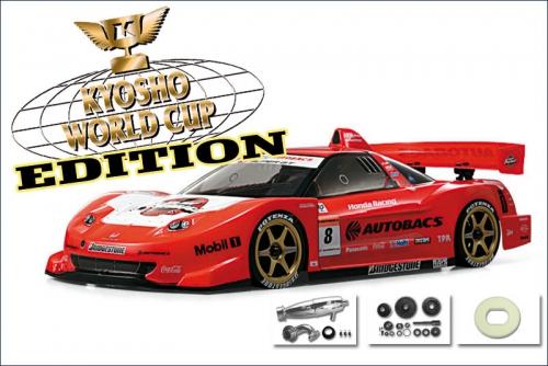 1:10 GP 4WD Fazer NSX KWC-Edition Kyosho 31390KWC