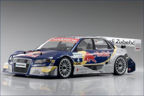 1:10 GP 4WD Fazer Audi A4 DTM 2006,N4 Kyosho 31395F