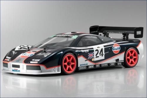 1:10 GP 4WD Fazer McLaren F1 GTR Kyosho 31396
