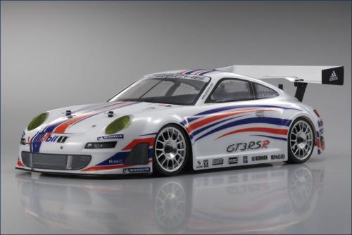 1:10 GP 4WD Fazer Porsche 911 GT3 RSR Kyosho 31400