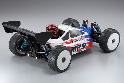 1:8 GP 4WD Inferno MP9 TKI2 WC Ed. Kyosho 31786