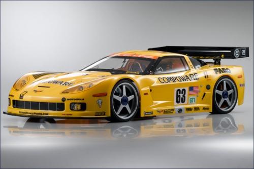 1:8 Inferno GT2 Corvette C6-R Kyosho 31816