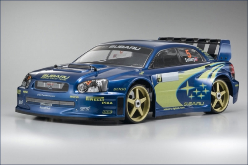 1:8 Inferno GT Subaru Impreza WRC2004 Kyosho 31818