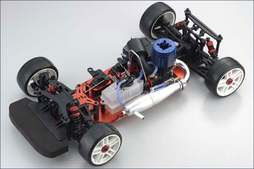 1:8 GP Inferno GT2 Chassis Kit S24 Kyosho 31830-S24
