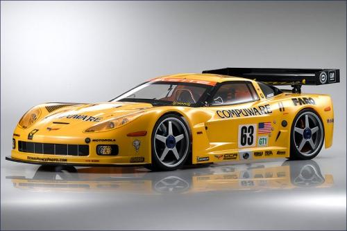 1:8 GP Inferno GT2Race SPEC 07 Corvet Kyosho 31833