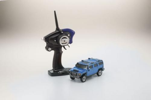 Mini-Z Sports Overland Hummer Kyosho 32062BLBKY 1-32062BLBKY