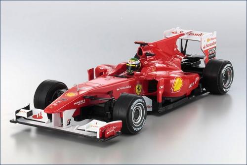 Mini-Z MF-015 Ferrari F10 No. 7 Kyosho 32112FM