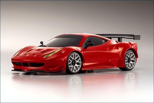 Mini-Z Sports MR-03 Ferrari 458 Ital. Kyosho 32206R