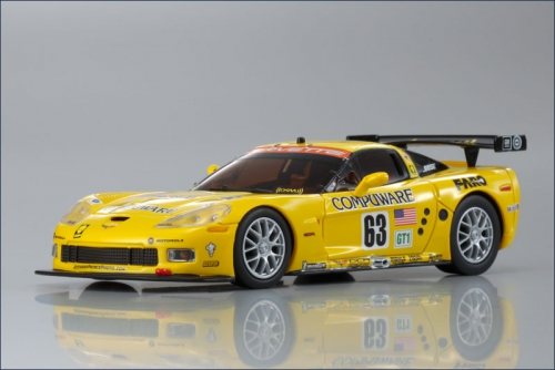 dNano Chevrolet Corvette C6R Le Mans Kyosho 32408L7