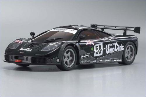 dNano McLaren F1 GTR No.59 Kyosho 32505U