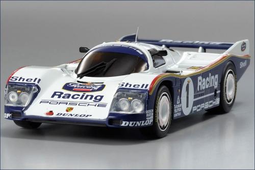 dNano Porsche 962C LM86, Racing Kyosho 32601PR