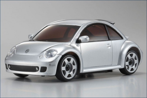 Mini-Z MR-03 VW Beetle Turbo S silber Kyosho 32709S