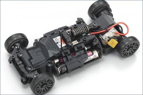 Mini-Z MR-03W-MM Chassis Set ASF2.4GH Kyosho 32750