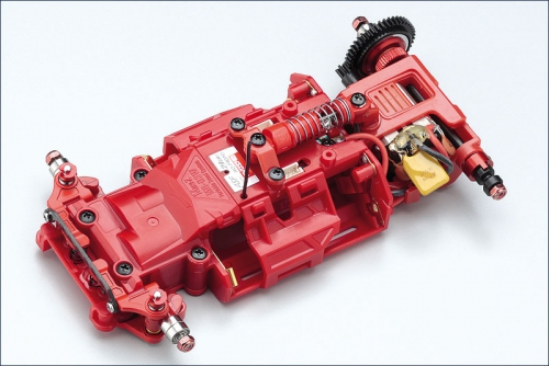 Mini-Z MR-03-LM Chassis Set ASF2.4GHz Kyosho 32751