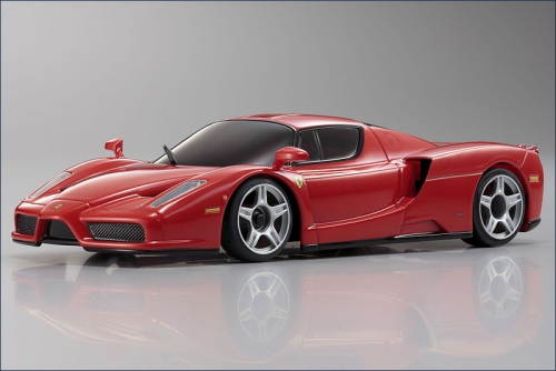 Mini-Z MR-03 BCS Ferrari Enzo, rot Kyosho 32806R