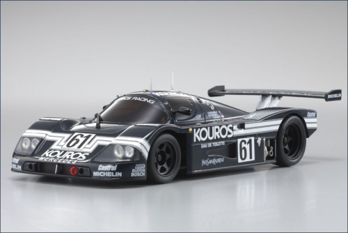 Mini-Z MR-03 CCS Sauber Mercedes C9 Kyosho 32901KR