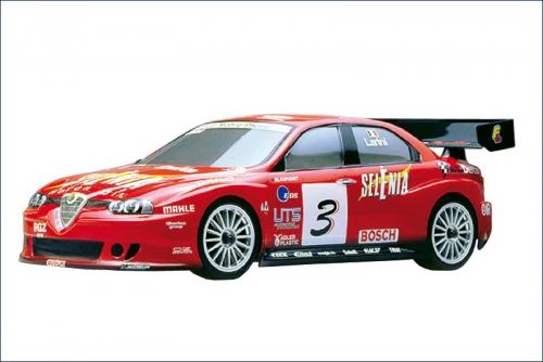 Karosserie 1/10 Alfa Romeo 156 GTA Kyosho 39255