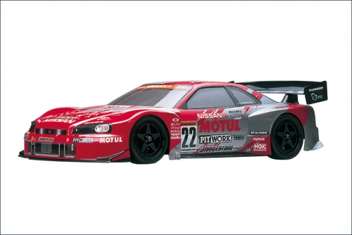 Karosserie 1/10 Nissan Skyline Motul Kyosho 39256