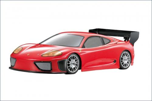 Karosserie 1:10 Ferrari 360 GTC Kyosho 39264