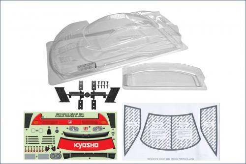 Karosse 1:10 NSX 2005 Kyosho 39272
