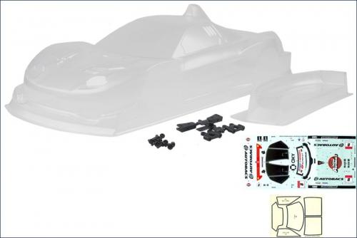 Karosserie 1:10 Honda NSX GT500 2007 Kyosho 39287