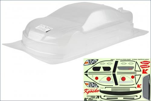 Karosserie 1:10 Lexus IS 2000 Kyosho 39965